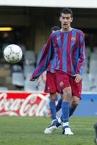 8.Sergio Busquets 2005-2006
