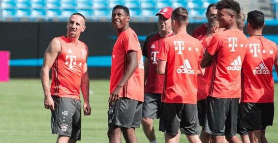 Alaba dijo que no al Barça
