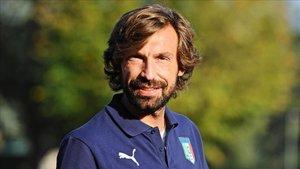 Andrea Pirlo vuelve a la Juventus