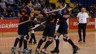 El Barça Lassa ha completado un partidazo ante el Noia Freixenet