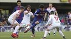 El Barça B quiere escapar cuanto antes del lío en el que se ha metido