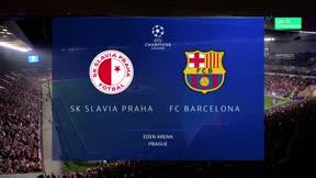 El Barça sufrió para ganar en Praga. Aquí tienes el resumen