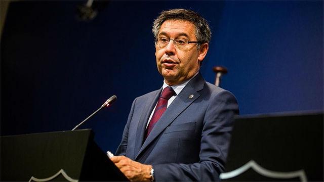 Bartomeu, en el 120 aniversario del Barça: Somos un referente en el mundo