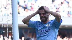 Bernardo Silva, jugador del Manchester City