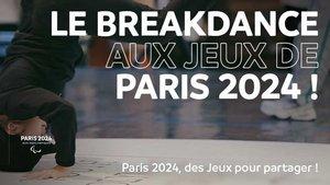 El breakdance, presente en los Juegos Olímpicos