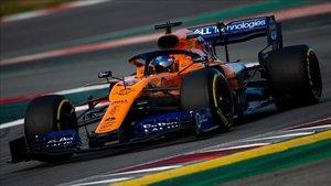 Carlos Sainz ha protagonizado un productivo debut con McLaren