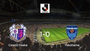 El Cerezo Osaka vence 1-0 en casa al Yokohama