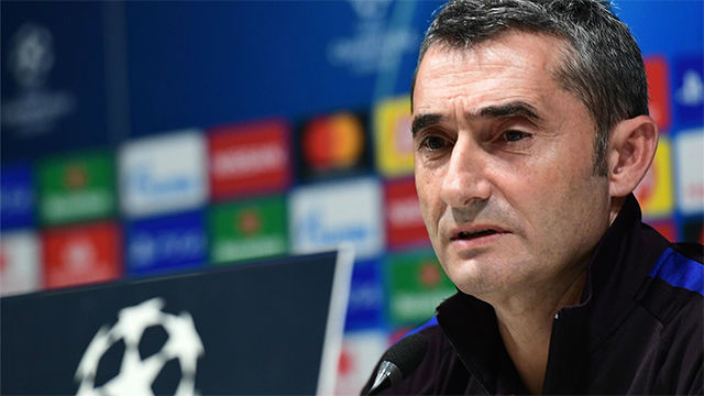 La contundente respuesta de Valverde sobre Lautaro Martínez