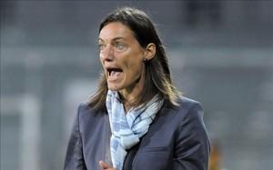 Corinne Diacre ha sido elegida mejor entrenadora de la Ligue 2