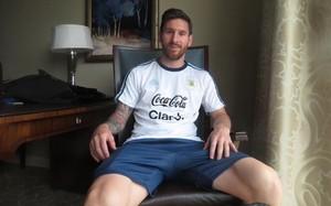 El crack argentino quiso compartir unos minutos con SPORT en los que pasó balance a su presente más inmediato
