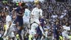 Cristiano Ronaldo se quedó sin marcar en el Clásico
