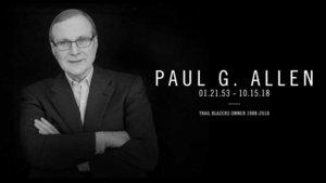 El deporte estadounidense llora la pérdida de Paul Allen