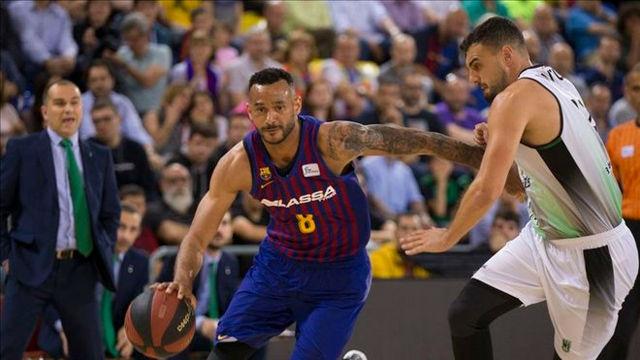 Un efectivo Barça Lassa evita sorpresas ante el Divina Joventut