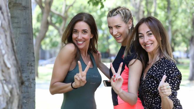 Elsa Anka y Alejandra Prat, 'Women Power'
