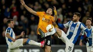 El Espanyol busca dar guerra al Wolverhampton en el RCDE Stadium.