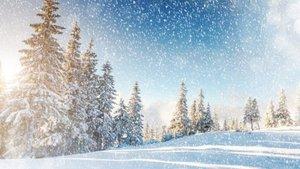 La familia Messi disfruta de un día en la nieve