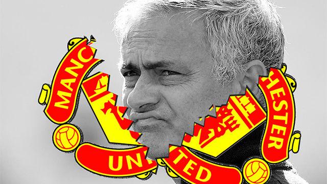 ¿Es el fin de Mourinho?