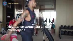 Florentino tienta a Neymar