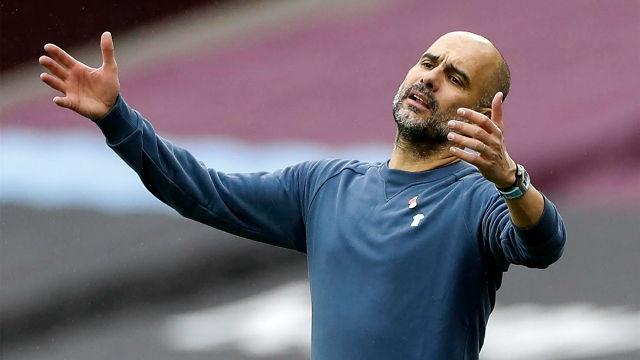 Guardiola pide a la Premier cinco cambios por partido