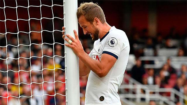 Harry Kane podría abandonar el Tottenham