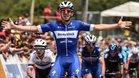 Hodeg celebra su triunfo en la Ceja