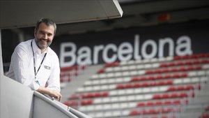 Joan Fontseré, director del Circuit de Barcelona-Catalunya