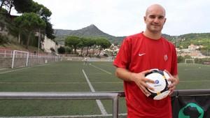 Jordi Ferrón, ex del FC Barcelona, comprometido socialmente junto a la Agrupació Barça Jugadors (ABJ)