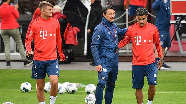 Kovac, sobre Coutinho: Es un jugador de clase mundial