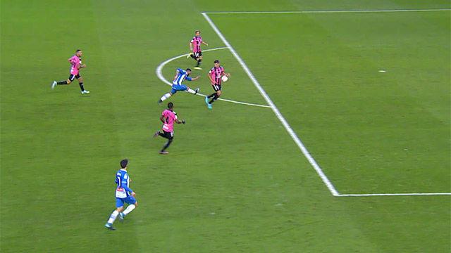 LACOPA | Espanyol - Tenerife (3-2): La mano que no era penalti