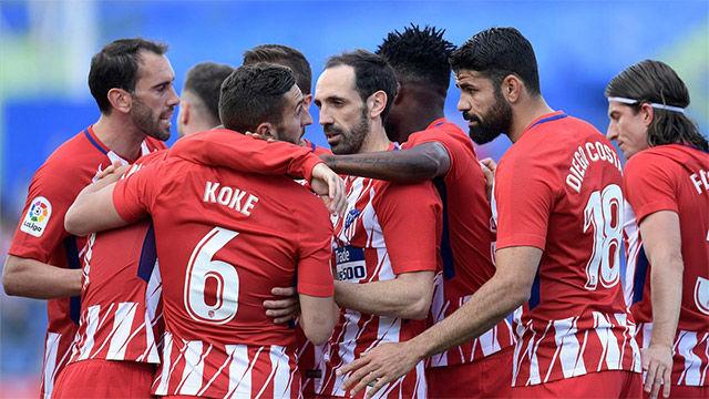 LALIGA | Getafe - Atlético Madrid (0-1)
