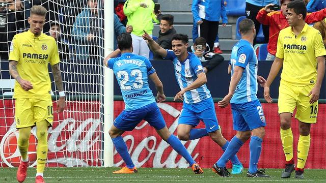 LALIGA | Málaga - Villarreal (1-0)