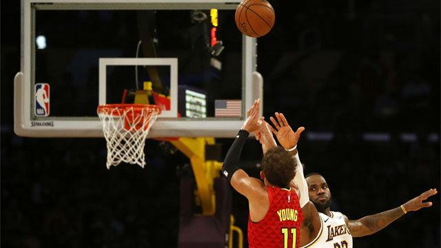 Un LeBron MVP devuelve el liderato de la NBA a los Lakers 9 años después