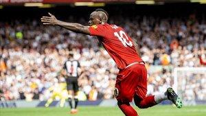 Los goles de Mané señalan el camino del Liverpool hacia la victoria