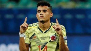 Luis Díaz es uno de los colombianos con más proyección actualmente