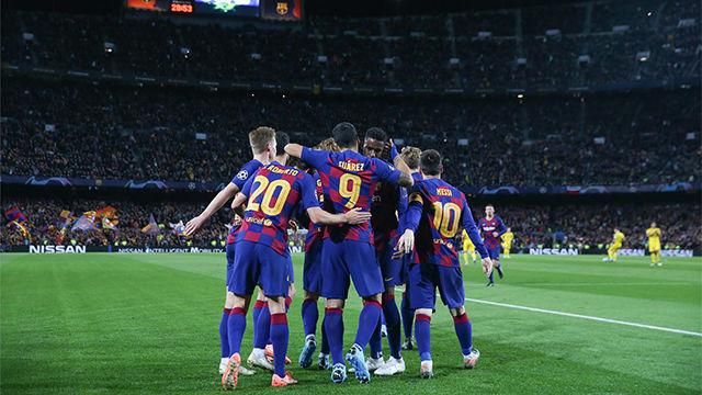 Messi lidera y el tridente golea: así fue el triunfo del Barça