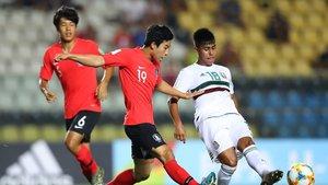 México ha marcado 12 goles en el campeonato