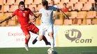 Miranda, en el primer partido de la Euro ante Armenia