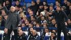 Mourinho y Conte mantienen una tensa relación