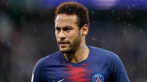 Neymar sigue esperando el acuerdo entre Barça y PSG