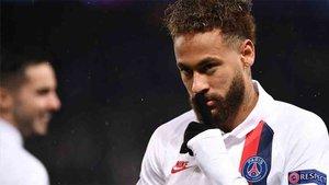 Neymar sigue sin dejar claro su futuro