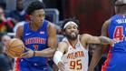 Nueva victoria de los Pistons en la NBA