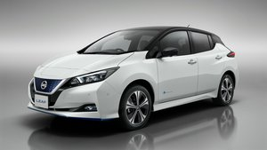 Nuevo Nissan Leaf 3.ZERO e+.