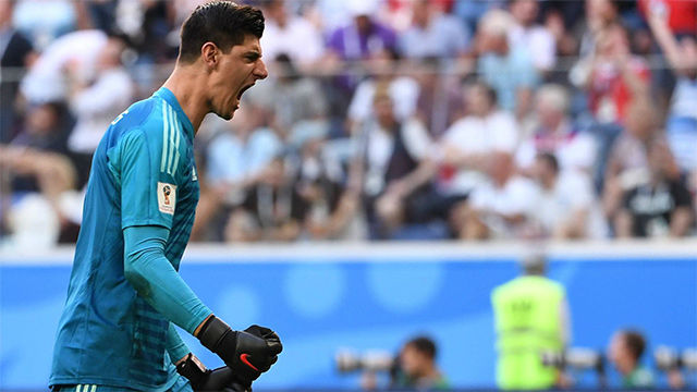 Belgium goalkeeper Thibaut Courtois joining Real Madrid from Chelsea