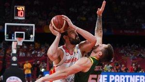 El pívot de la selección española y de los Toronto Raptors Marc Gasol