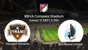 Previa del encuentro: el Houston Dynamo recibe en su feudo al Minnesota United