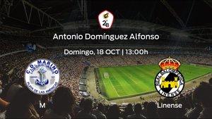 Previa del encuentro: el Marino arranca la Segunda División B jugando contra el Linense