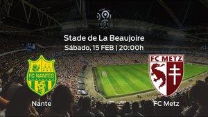 Previa del encuentro: FC Nantes - FC Metz