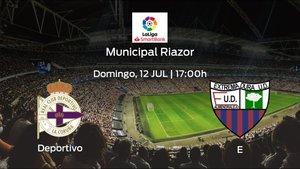 Previa del partido: el Deportivo recibe al Extremadura UD