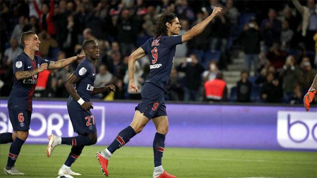 El PSG también gana sin Neymar ni Mbappé