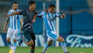 Racing y Estudiantes de Mérida se enfrentaron en Argentina